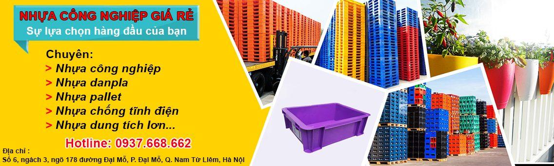 Nhà máy sản xuất nhựa công nghiệp giá rẻ