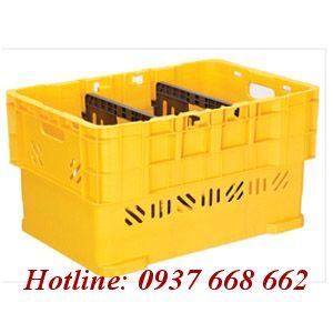 thùng chứa NAC 7440. Kích thước: 750x490x400 mm.