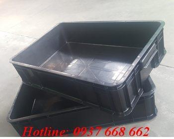 Thùng nhựa đặc Hs007, chống tĩnh điện