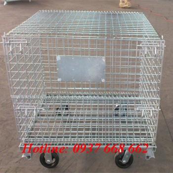 Bán lồng trữ hàng WC - A5 gia rẻ. Kích thước: 1000x800x840 mm