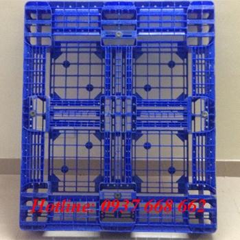 Bán pallet nhựa giá rẻ. kích thước: 1200x1000x150mm
