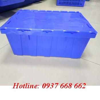 Bán thùng nhựa đặc DCS176 giá rẻ