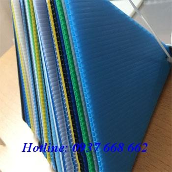 Chuyên sản xuất tấm nhựa danpla 4mm