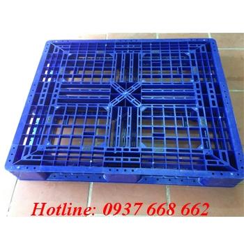 Pallet nhựa Pl480. 1200x1000x150 mm