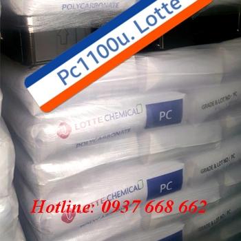 Hạt nhựa PC 1100u của lotte