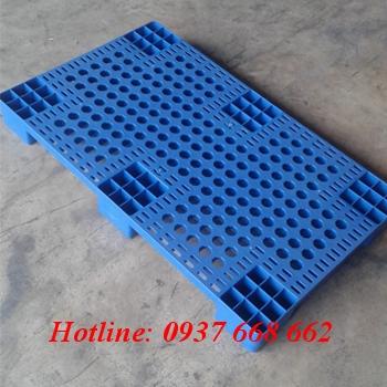 Pallet lót sàn 04LS - Kích thước: 1000x600x100 mm