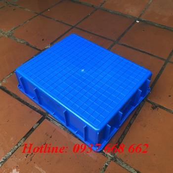 Mặt đáy thùng nhựa B9