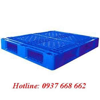 Pallet nhựa 1200x1000x150 mm