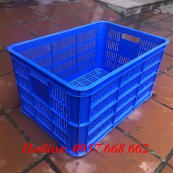 Sóng nhựa hở 3t1, màu xanh dương