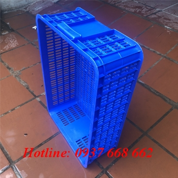 cạnh đứng thùng nhựa Hs009