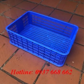 Sóng nhựa Ha009 màu xanh dương