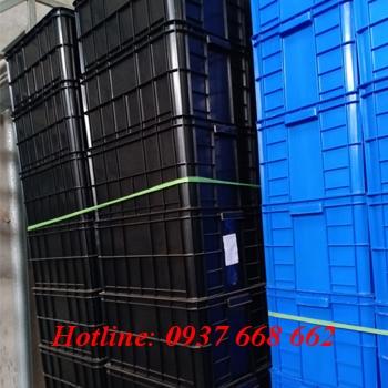 Thùng nhựa đặc Hs019 chống tĩnh điện