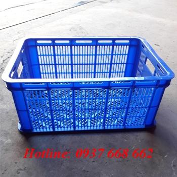thùng nhựa rỗng 2T1